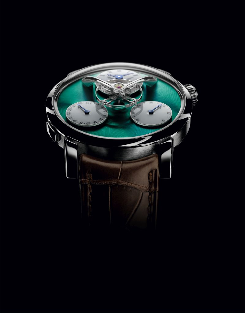 MB&F LM Split Escapement