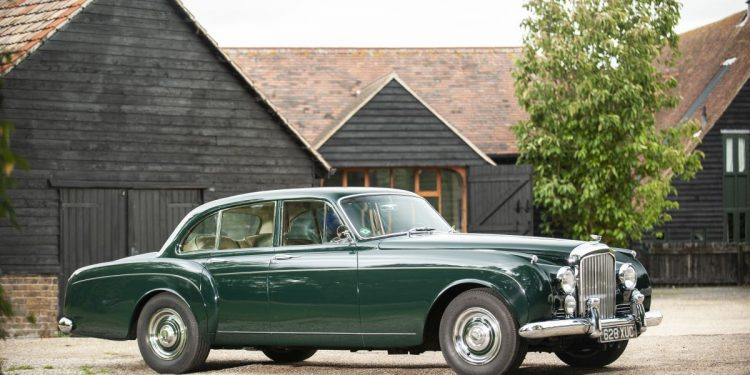 Bentley - S2 Continental Flying Spur